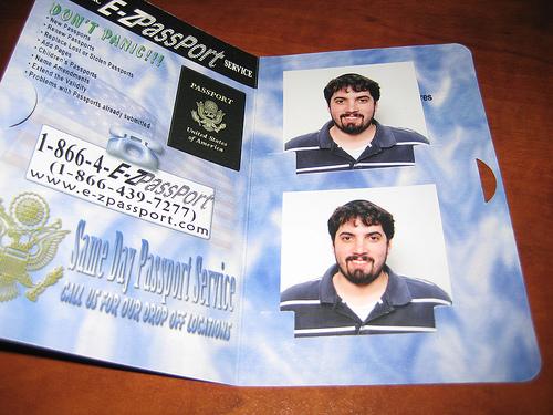 renewing a passport
