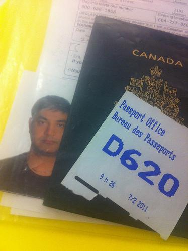 renew your passport