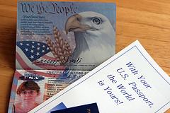 passport information