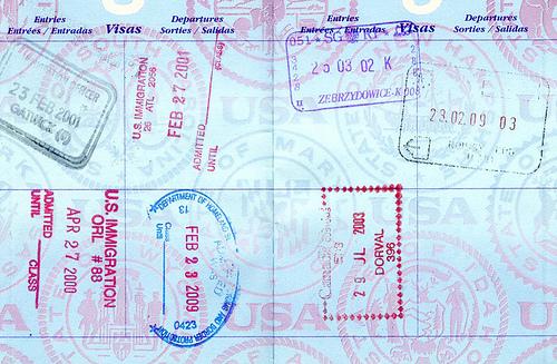 renewing passport