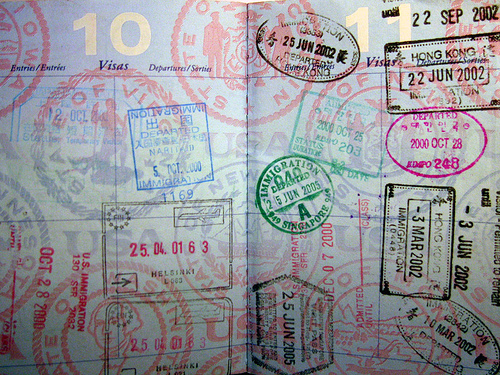passport renew
